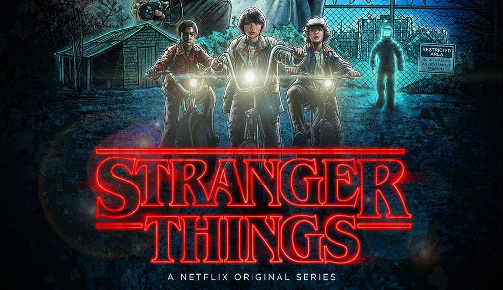Stranger Things - 7Seasons