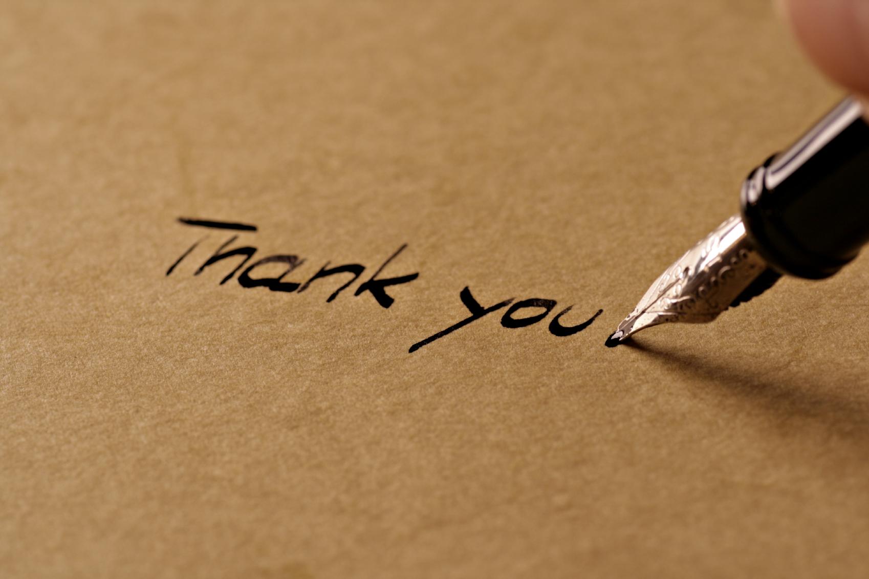 Agradecimentos - 7Seasons