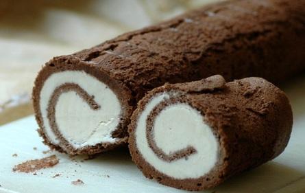 rocambole de sorvete - 7Seasons