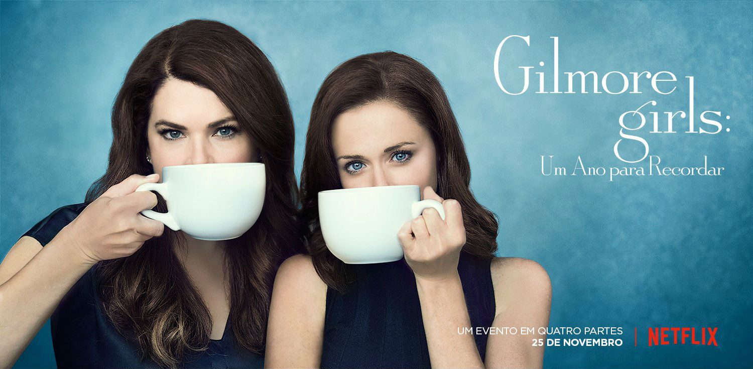 Nostalgia Gilmore Girls - 7 Seasons