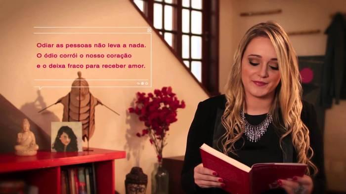Isabela Freitas frases amor próprio