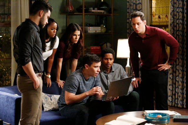 """ABC's """"How to Get Away with Murder"""" - Season Two"""