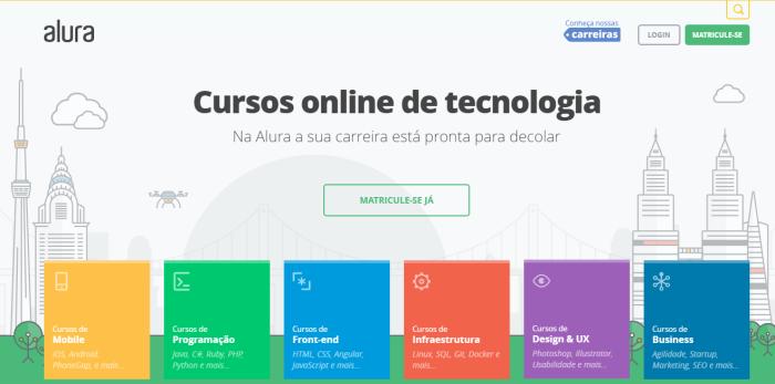 cursos,online,tecnologia,comunicação, matriculas