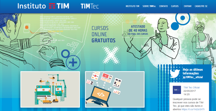 tim,cursos,online,gratuitos,instituto